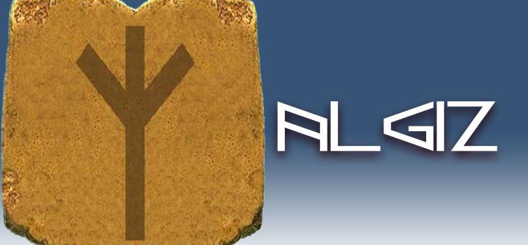 runa ALGIZ significado