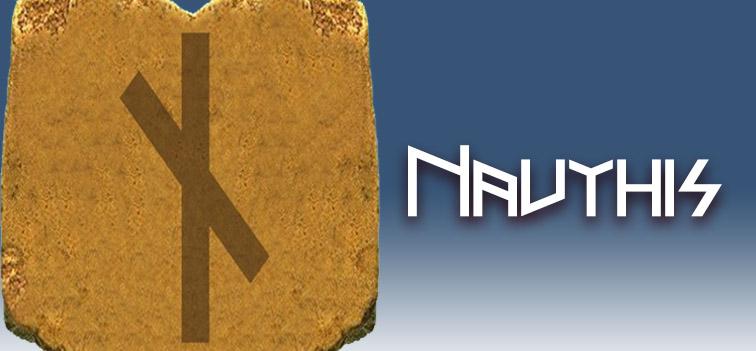 runa Nauthis significado
