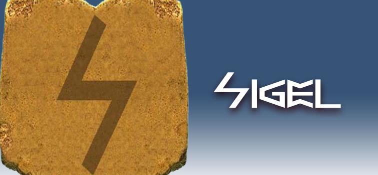 runa Sigel significado