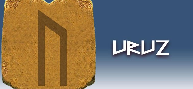 runa uruz significado