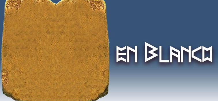 runa en blanco significado